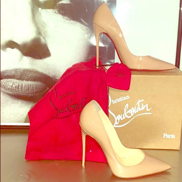 Shoes | Christian Louis Vuitton Red